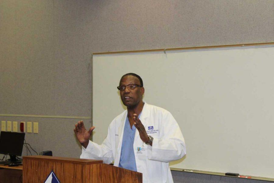 Dr. Julius Kato is a cardiologist at Baptist Memorial Hospital - Golden Triangle's Columbus Cardiovascular Care Center.