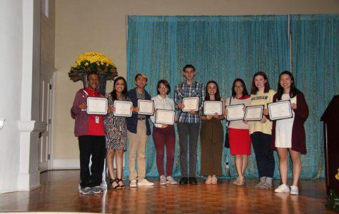 8 MSMS students Win Eudora Welty Ephemera Prize