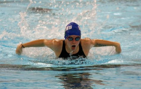 Broussard, Cooke advance to state swim meet