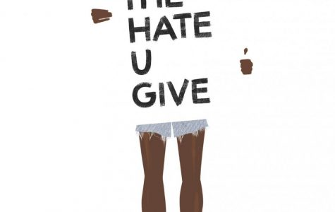 """Book Review: """"The Hate U Give"""""""