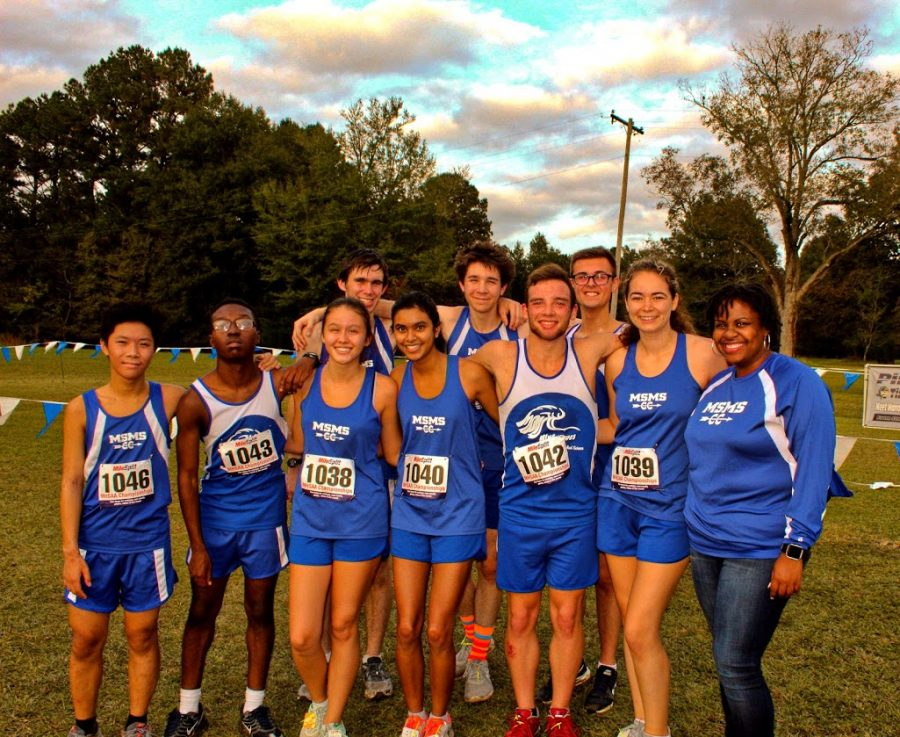 That%27s+a+wrap%21+Cross+Country+season+ended+at+State+Championships+at+Choctaw+Trails.