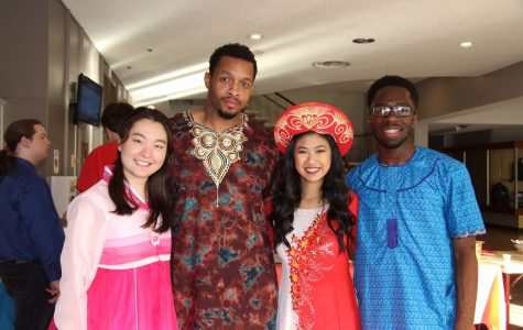 MSMS Hosts First International Cultural Festival