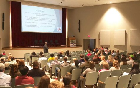 Prospective Students Attend Fall Preview Day