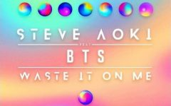 """Waste It On Me"" New Single Released by BTS and Steve Aoki"