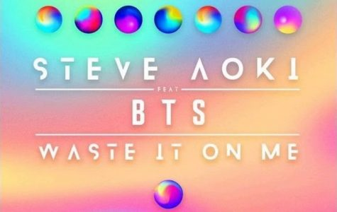 """""""Waste It On Me"""" New Single Released by BTS and Steve Aoki"""
