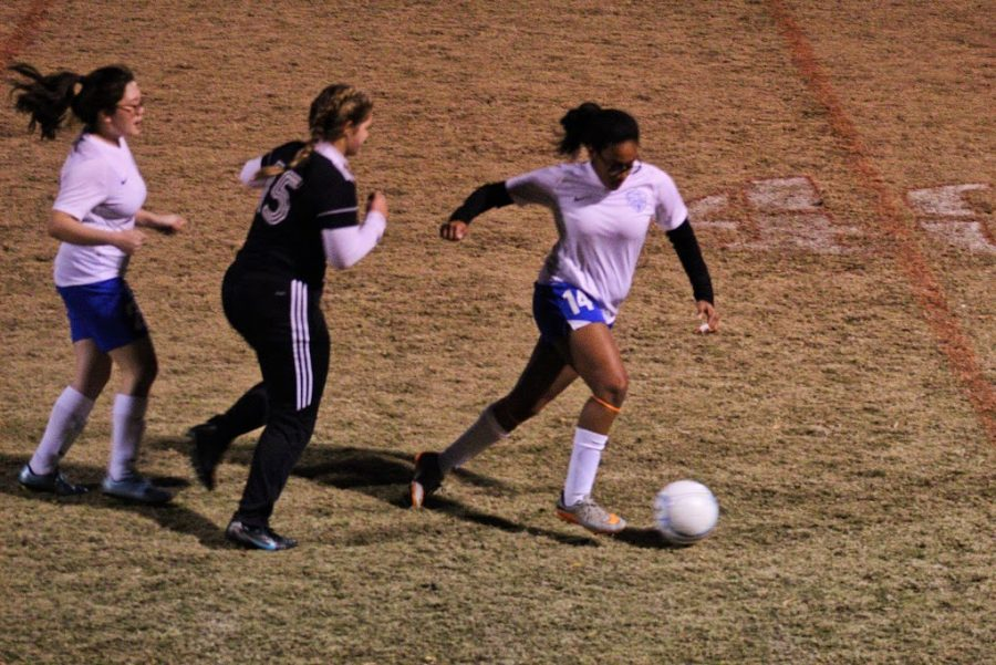 MSMS Soccer Splits with Winona