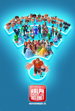 Movie Review: 'Ralph Breaks the Internet'… Literally