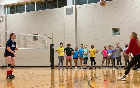 Unexpected Turnout at Volleyball Club's First Meeting