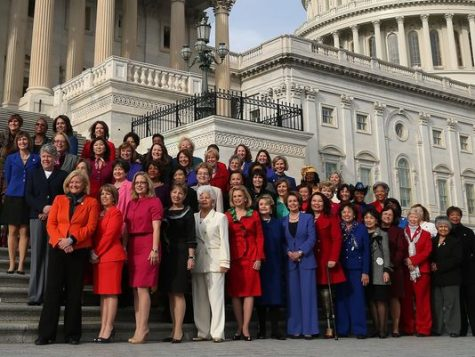 Gordon: Newfound Diversity in U.S. Congress