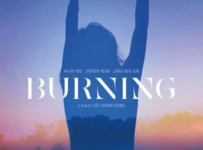 'BURNING' Provides a Slow Burn in All Caps