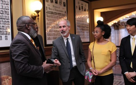 MSMS Representatives Seek Support from Legislators