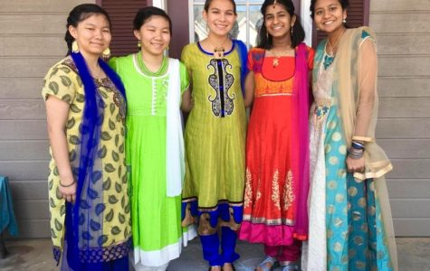 Students Celebrate Indian Culture at Annual Festival