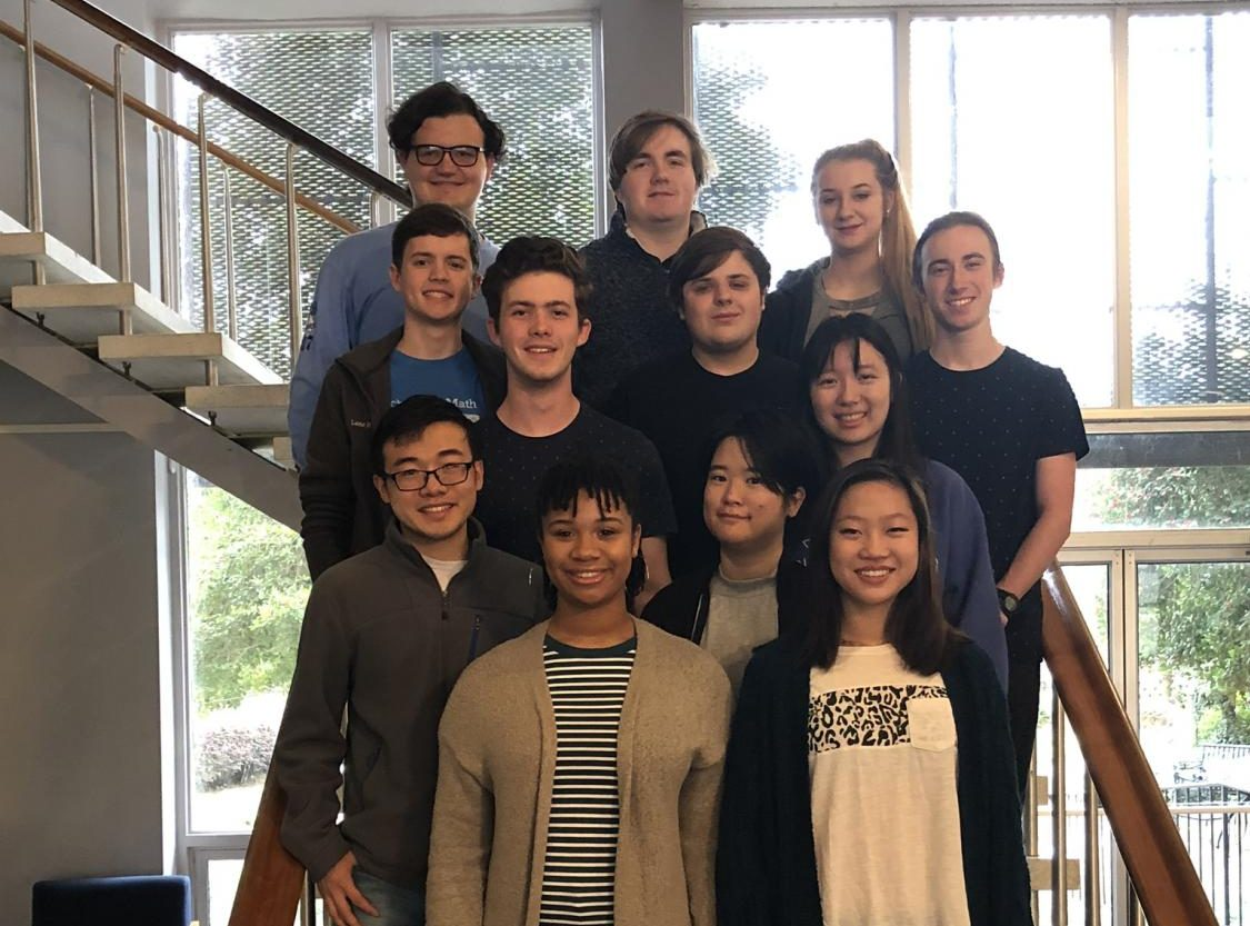 Thirteen of MSMS National Merit Semifinalists were named Finalists this year.