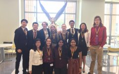 MSMS Students Compete in the National History Day State Competition