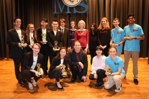 Second MSMS Business Plan Competition Wraps Up