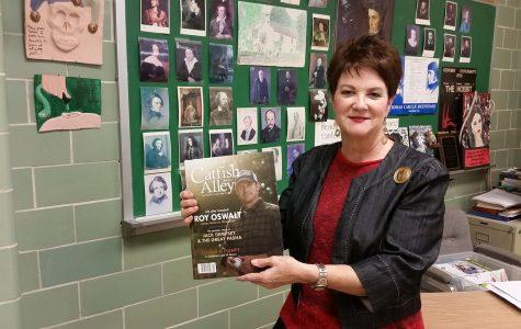 Emma Richardson Announces Retirement From MSMS, Teaching