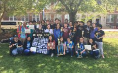 ΜΑΘ Team 'Falls' to Madison Central at State Convention