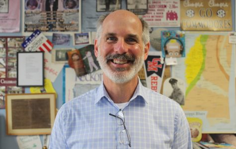 History Teacher Chuck Yarborough Recognized on National Level
