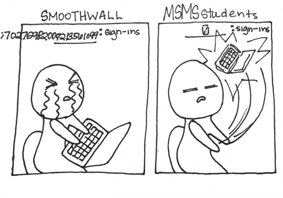 Smoothwall vs. MSMSstudents: Improvement?