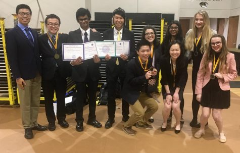 Eight MSMS Students Advancing to Intel International Science and Engineering Fair