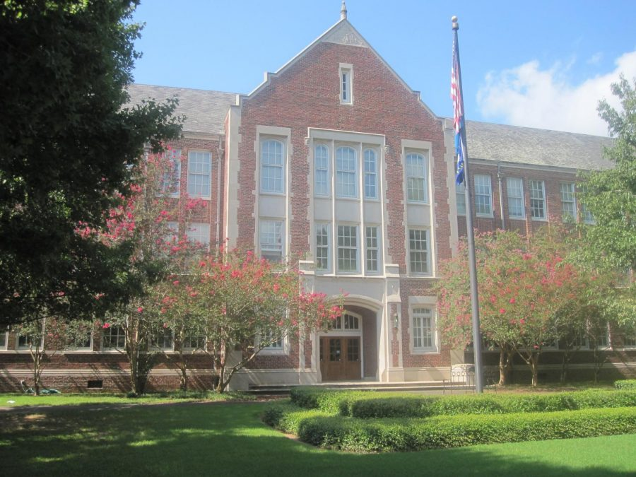 The Louisiana School for Math, Science, and the Arts is located in the small town of Natchitoches, Louisiana.