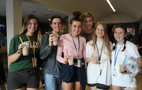 ASA's boba tea has students lined up outside the door