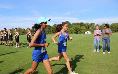 Running towards the challenge