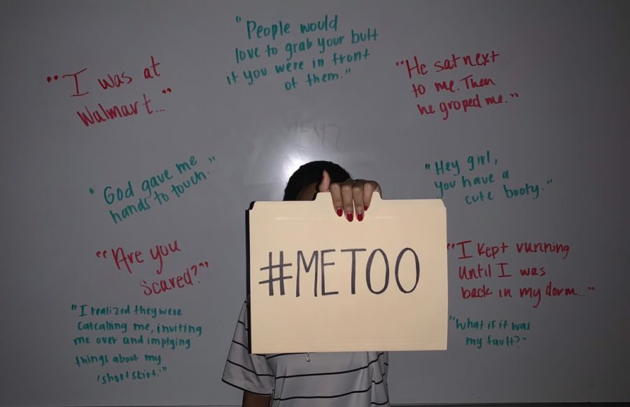 MSMS students share their personal experiences with sexual harassment and assault.
