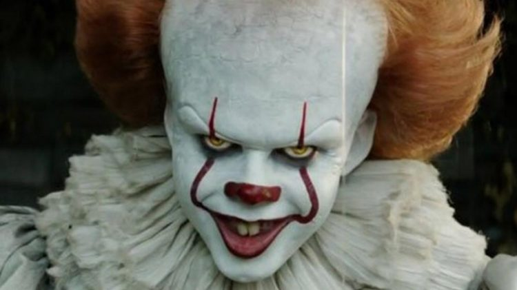 Pennywise has returned to the big screens for