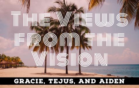Views from The Vision: Senate bills, mental health, desert island teachers