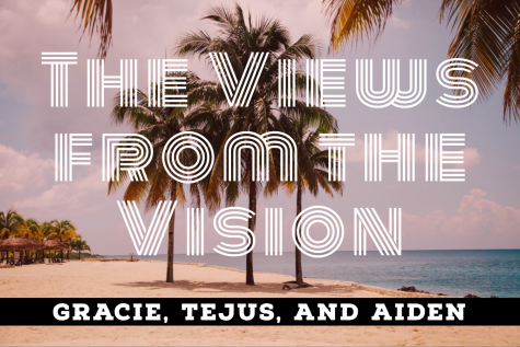 Views from The Vision: Senate bills, mental health, desert island teachers