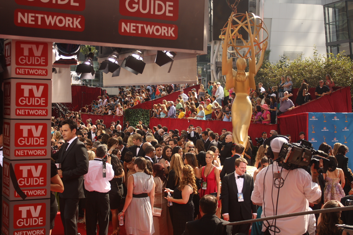 The Emmys are hosted annually to honor the best U.S. prime time television programs.