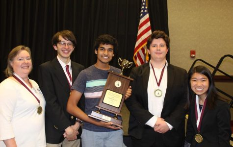 Speech and Debate Team takes home Overall Sweepstakes