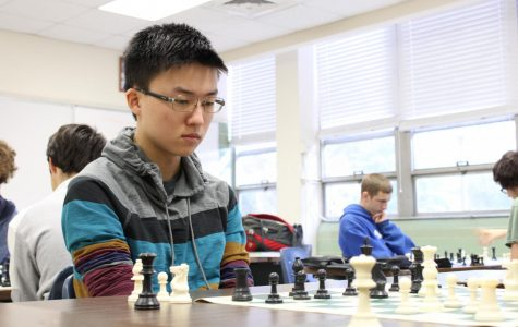 Checkmate: Chess Club hosts first chess tournament