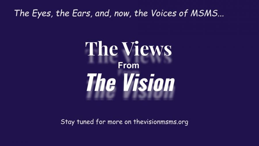 The+Vision+is+now+expanding+to+other+mediums+of+production.+Check+out+our+new+podcast+%22The+Views+from+The+Vision%22+coming+out+every+Thursday.