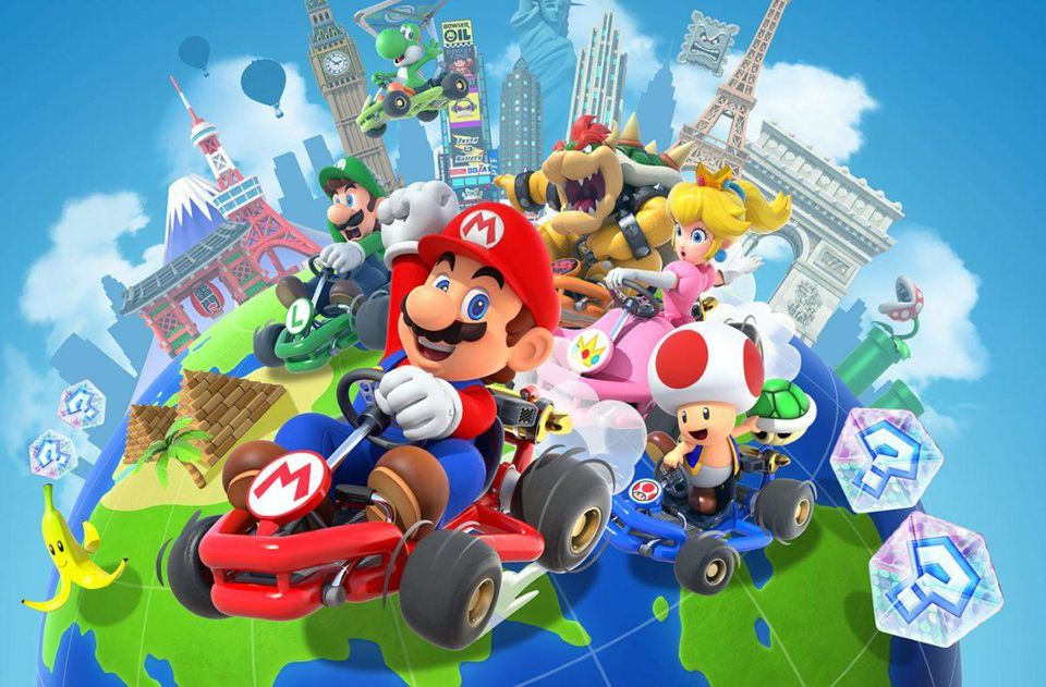 Before being released on iOS and Android app stores, Mario Kart Tour offered a period of pre-order that helped build anticipation.