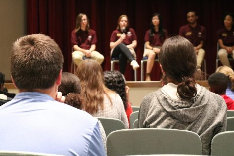 MSMS Students Attend Entrepreneurship Panel