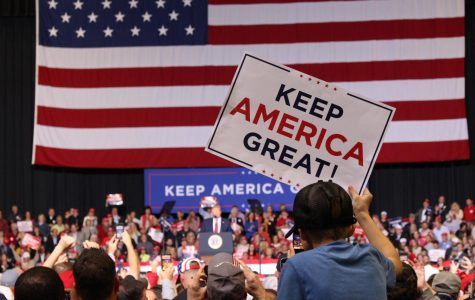 This rally was a part of President Trump's re-election campaign, but he came to also endorse Tate Reeves for Governor.