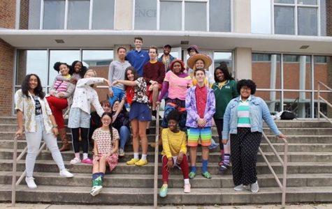 Spirit week creates waves in student community