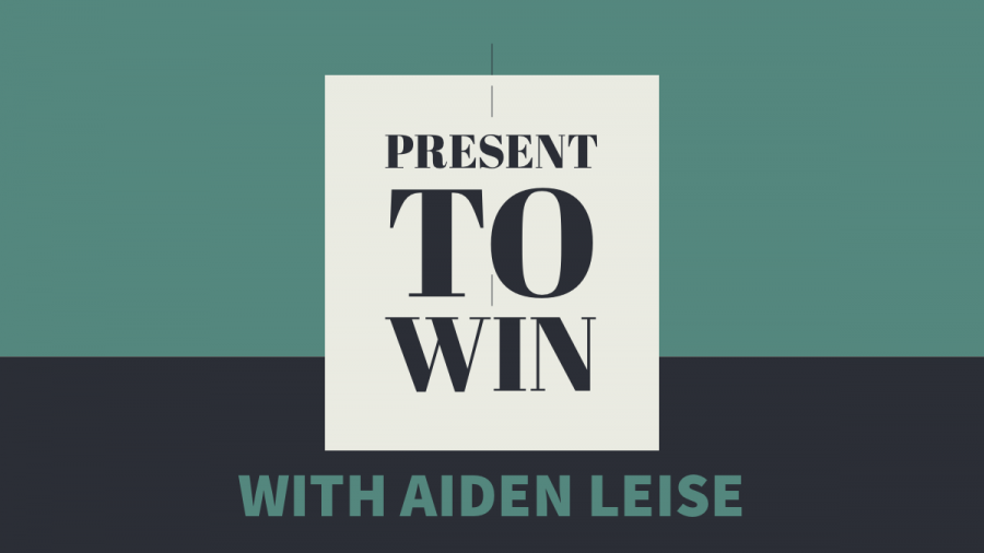 Present+to+Win%3A+Aiden+Leise+and+Dr.+Thomas+Easterling