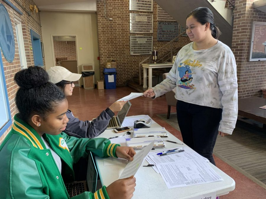 Political clubs host second voter drive of the year