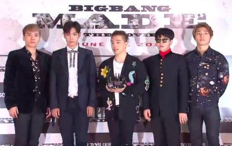 Scandal upon scandal, but BigBang comes back with a BANG