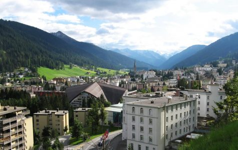 Dawe: The Fight for the Environment Continues at Davos