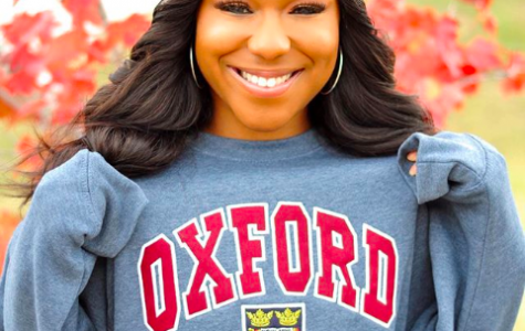 Arielle Hudson, MSMS class of 2016, became the first African American female from Ole Miss to be named a Rhodes Scholar.