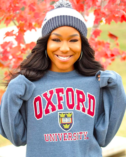 A Tale of Two Oxfords: Arielle Hudson Named Rhodes Scholar