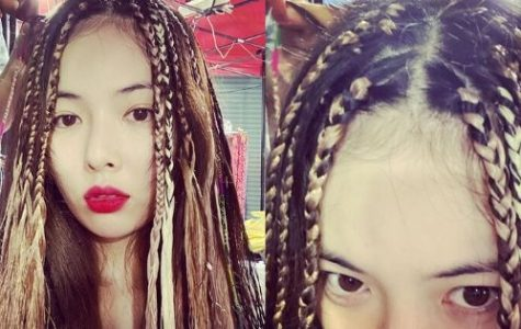 It's not 'just hair': HyunA and cultural appropriation in K-pop