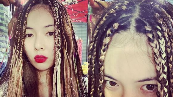 It S Not Just Hair Hyuna And Cultural Appropriation In K Pop