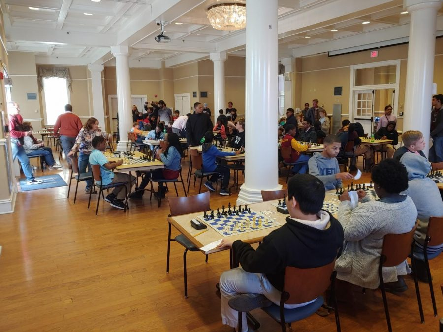Scholastic Chess Association hosts scholastic chess tournament