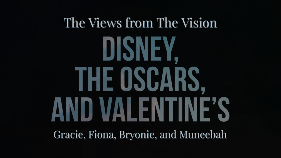 MSMS Juniors Muneebah Umar, Gracie Rowland, and Fiona Dawe talk about the trends in films and the societal expectations of Valentine's Day with Senior Bryonie Mandal.  Edited by: Alden Wiygul