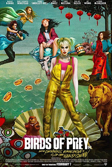 Birds of Prey features Harley Quinn and is the eighth film of the DC Extended Universe.